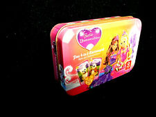 "Barbie - Kartenspiel - Puzzle  "" Rette das Diamantenschloß "" ( TOP )"