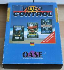 Video Contrôle Wolf Software&design Gmbh pour Amiga / Commodore, OASE, Sans Disk