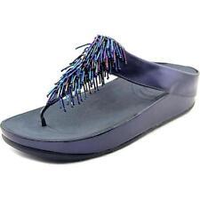 Sandali e scarpe infradito blu FitFlop per il mare da donna