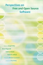 PERSPECTIVES ON FREE AND OPEN SOURCE SOFTWARE - Hardcover **BRAND NEW**
