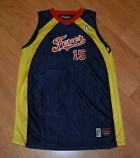 Indiana Fever Nikki McCray Basketball Jersey Youth XL WNBA Nice Tennessee