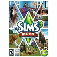 The Sims 3: Pets (Apple, 2011)
