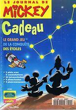 journal De MICKEY n° 2252 16 aout 1995 revue magazine ciel étoiles constellatio