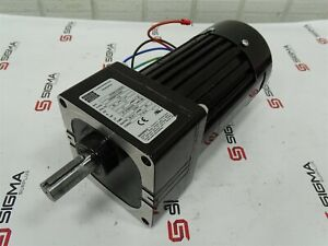 Bodine Electric 34R6BFCI-WX2 34R-WX Series Parallel Shaft AC Gearmotor, 115V,...