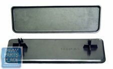 1970-81 Pontiac Firebird / Formula / Trans Am Radio Delete Plate