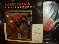 Palestrina Missa Papae Marcelli, Venhoda, Czech Stereo
