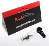 New Powerhobby 25T Aluminum Servo Horn Blue : Savox SV1272SG SB2290SG