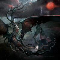 SULPHUR AEON - THE SCYTHE OF COSMIC CHAOS (180G,GREEN)   VINYL LP NEU