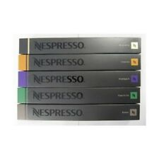 *SALE* 50 Capsules Nespresso Coffee Best Variety Pack Mixed Pod - Top 5 Popular