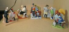 5 Lot ~ Norman Rockwell Figurines
