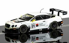 Scalextric Bentley Continental GT3 Blancpain Series 2015 Slot Car (1:32 Scale)