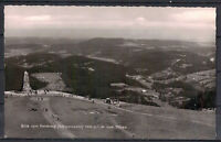 Ansichtskarte - Blick vom Feldberg - Schwarzwald - Titisee