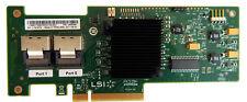 IBM SAS9220-8i Serveraid PCIe NO-Bracket 46M0861-NB H3-25097-02D