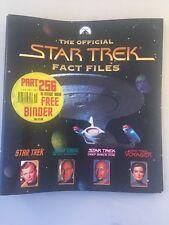 Collectible The Official Star Trek Fact Files No17 - star trek fact file 17