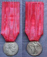 MEDAGLIA BENEMERENZA x VOLONTARI GUERRA ITALO-AUSTRIACA 1915/18 ZAMA C.G.S.A #4