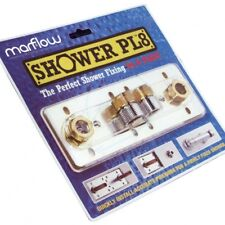 Marflow Shower PL8 - Shower Fixing Plate 150mm for bar shower mixer