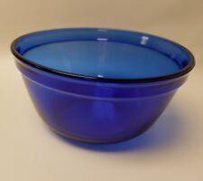 ANCHOR HOCKING Colbalt Blue Glass Bowl 1.5 QT 1.5 L Oven Safe