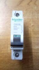 SCHNEIDER 50 AMP TYPE B 50A SINGLE POLE  MCB C60HB150 25849 MERLIN GERIN