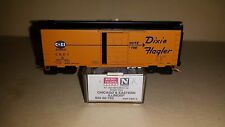 Micro-Trains N Scale 40' Standard Box Car Chicago & Eastern Illinois 02000703