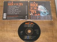 RARE CD VOLUME 4 ROCK OF THE 70's SONY MUSIC SPECIAL PRODUCTS A 22443