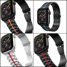 Band for Apple Watch Series 6/5/4 44mm Series 3/2/1 42mm,Enamel Process Bracelet