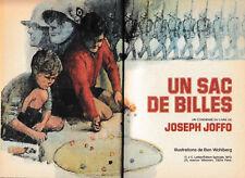 4 Titres: Un Sac De Billes / Bank / La Mamma Se Rebiffe / L'Adieu Aux Bêtes