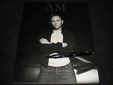 James Bond 007 Aston Martin Spectre Edition Mag & Pen - Casino Royale, Skyfall