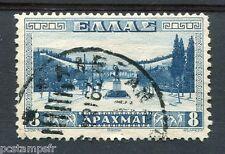 GRECE, 1934, timbre 404, ENTREE STADE D' ATHENE, oblitéré