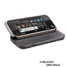 3 Pellicola per Nokia N97 mini Protettiva Pellicole SCHERMO DISPLAY LCD N 97