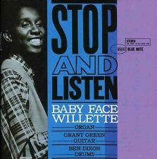 Stop & Listen - Baby Face Willette (2009, CD NUEVO)