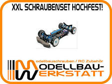 XXL Schrauben-Set Edelstahl Niro Tamiya TRF416 / 416 WE stainless screw kit