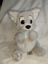 """Disney 'Baby Scamp' Super Soft Dog Plush """"Lady and the Tramp II"""" 11"""""""
