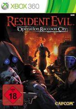 Residente Evil-Operation Raccon City Xbox 360 juego