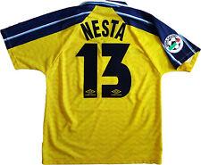 maglia lazio vintage Nesta umbro Away 1997-1998 player issue jersey Cirio