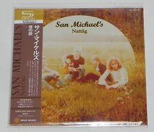 SAN MICHAEL'S / Nattag JAPAN SHM-CD Mini-LP w/OBI  BELLE-091612  KAIPA