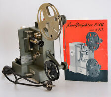 NIZO Nizo-Projektor 8mm Mod. N.K. + NIZO F=19mm ⭐ m. Anleitung ⭐ ⭐ ⭐⭐  (2488)