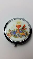 12 First Communion Favors Christening Favors Compact Mirror Primera Comunion Rec