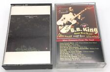 Lot Of 2 B.B. King Cassettes To Know You Is To Love You/ Treasure From The Vault