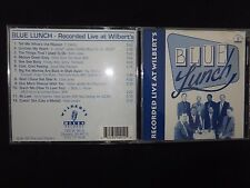 CD BLUE LUNCH / RECORDED LIVE AT WILBERT'S /