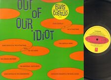ELVIS COSTELLO Out of our Idiot LP NMINT 1987 UK Demon Records