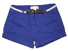 Royal Blue Chino Shorts, Forever 21 Kids, New Without Tags