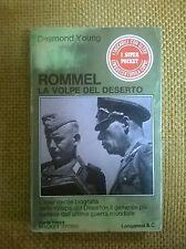 LIBRO DESMOND YOUNG - ROMMEL LA VOLPE DEL DESERTO - LONGANESI & C.1975