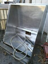 4' Low Profile Exhaust Hood with Exhaust fan