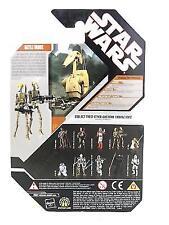 Star Wars 30th Anniversary Saga Legends Battle Droids Figure Hasbro 2007