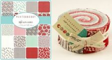 Moda 100% Cotton Craft Fabric Jelly Roll