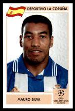 Panini Champions League 2000/2001 (Finale) - Mauro Silva Deportivo No.58
