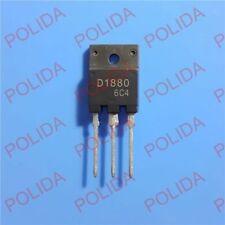 5PCS Transistor SANYO TO-3PF 2SD1880 D1880
