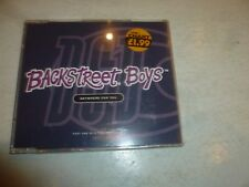 BACKSTREET BOYS - Anywhere For You - Part 1 - 1997 UK 3-track CD single