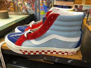 Vans Sk8-Hi 38 Dx Anaheim Factory OG Color Mix Size US 11 Men New