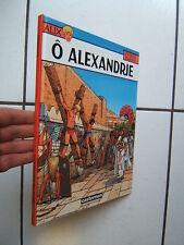 MARTIN / ALIX /  O ALEXANDRIE / CASTERMAN  / E O